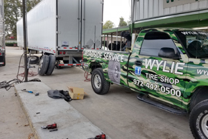 Commercial Tires in Wylie, TX