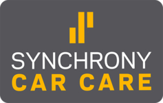 Synchrony Car Care Card in Wylie, TX